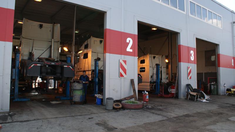 юнайтед сервис, ремонт грузовиков, сервис грузовых автомобилей