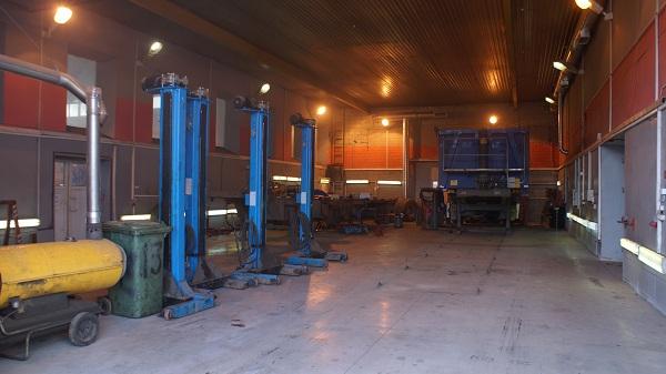 ремонт прицепов для тягачей, ремонт тралов